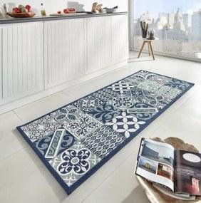 Zala Living - Hanse Home koberce Běhoun Soho 102682 Blau 80x200 cm - 80x200 cm