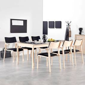 Jedálenský stôl Europa, 1800x800, breza