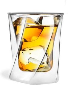 Dvojitý pohár na whiskey Vialli Design, 300 ml