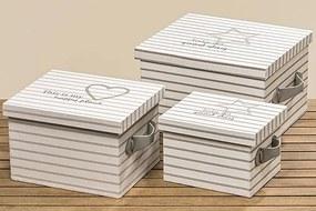 Úložný box Lucky 25 cm - najmenší