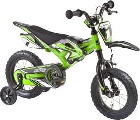 "Detský bicykel KAWASAKI Moto 12""- model 2014 modrá"