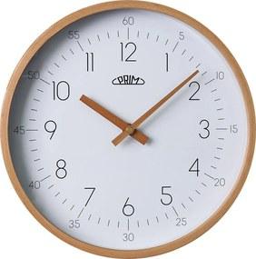 Nástenné hodiny drevené MPM E07P.3854.5300