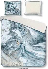 Obliečka na jednolôžko z bavlneného saténu Descanso Lieke, 140 x 220 cm