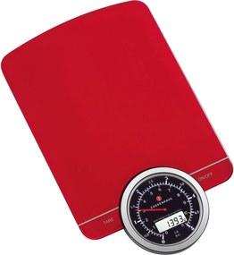 Kuchynská váha Speed Zassenhaus červená do 5 kg