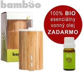 Hanscraft Ultrasonický aróma difuzér Bamboo