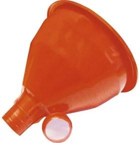 Lievik do demižónov so sitkom plastový