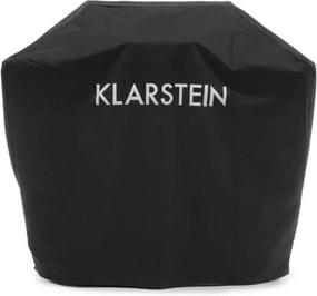 Klarstein Tomahawk 3.0 Cover, ochranný kryt na plynový gril, 600D plátno, 30/70 % PE/PVC, čierny