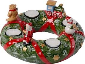 Adventný veniec 22 cm Christmas Toys Memory