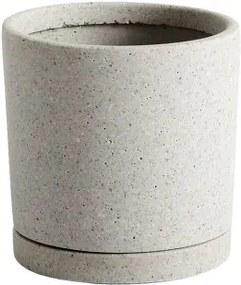HAY Kvetináč Plant Pot M, grey