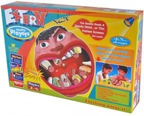 ISO Rodina hra - Šialený zubár, 1547
