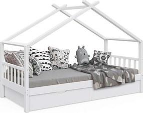 Detská posteľ ELISIA biela Tempo Kondela