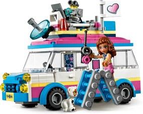 LEGO® Friends 41333 Olivia a jej špeciálny vozidlo