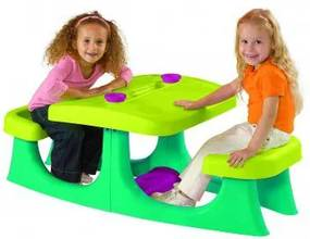 OEM R35703 Plastový dětský stolek Patio Center