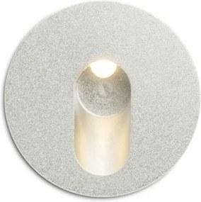 MEMPHIS R | Zápustné okrúhle LED svietidlo do steny