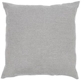 Titania Pillows, vankúš, polyester, nepremokavý, melírovaný svetlosivý