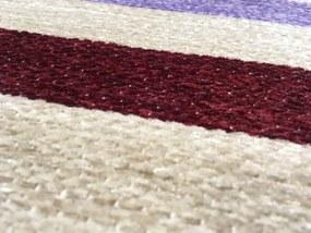Oriental Weavers koberce Protiskluzový ručně tkaný běhoun Laos 42/999X - 75x160 cm