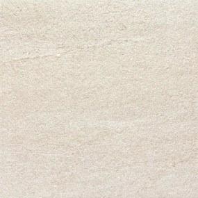 Dlažba Rako Quarzit béžová 60x60 cm, mat, rektifikovaná DAR69735.1