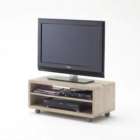 TV stolík Jeff - drevo tvs-jeff-drevo-1533 tv stolky
