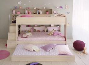 Detská posteľ Bibop - 3 osoby