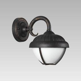 Vonkajšie retro a vintage svietidlo PREZENT NEBRASKA LED 7W 39017