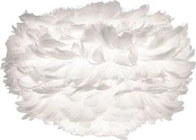 Biele tienidlo z husieho peria VITA Copenhagen EOS, Ø 35 cm