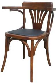 Sconto Jedálenská stolička TYRION orech