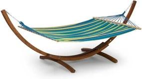 Blumfeldt Bali STP Swing, hojdacia sieť, smrekovec, max. 160kg, pásikavý vzor