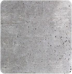 Protišmyková podložka do sprchy Wenko Concrete, 54 x 54 cm
