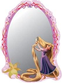 Detské zrkadlo Na vlásku - Rapunzel
