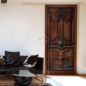 Fototapeta na dvere Bimago - Luxury Door + lepidlo zadarmo 70x210 cm