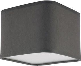 TK Lighting LED Stropné svietidlo OFFICE SQUARE LED/8,5W/230V šedá TK2452