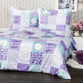 4Home Obliečky Lavender micro, 220 x 200 cm, 2 ks 70 x 90 cm