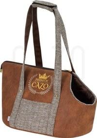 Prepravná kabelka pre psa Premium 30×40×24 cm