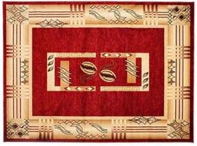 Kusový koberec eko Laio červený, Velikosti 190x270cm