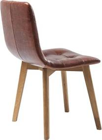 KARE DESIGN Sada 2 ks − Stoličky Moritz Leather