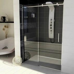 GELCO - DRAGON sprchové dvere 1300mm, číre sklo (GD4613)