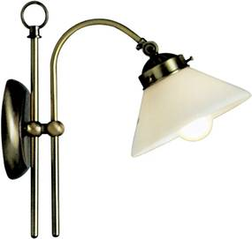 Globo LANDLIFE 6872 Nástenné Lampy antická meď 1 x E14 max. 40w IP20