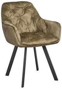 SALESFEVER Set 2 ks Stoličky 58 × 62 × 84 cm