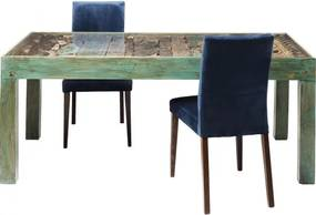 KARE DESIGN Stôl Shanti Surprise Puzzle 180 × 90 cm