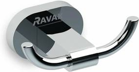 Dvojháčik Ravak Chrome CR100.00 chróm X07P186