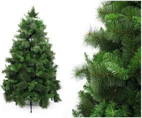 Umelý vianočný stromček Ixia Family, výška 180 cm