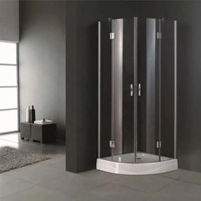 Rohový sprchovací kút 80 x 80cm