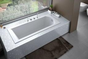 Akrylátová vaňa SHEA SLIM 170x70 cm