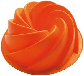 Silikónová forma bábovka FLOWER