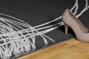 Obsession koberce Kusový koberec SOHO 842 ANTHRACITE - 200x290 cm