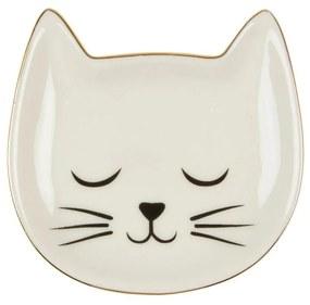 Sass & belle Mini tanierik na šperky Cat Whiskers