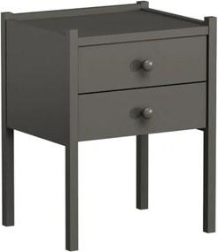 AMI nábytok noční stolek Ota borovice