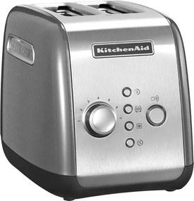 KitchenAid Hriankovač na 2 plátky strieborná