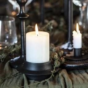 IB LAURSEN Kovový svietnik na vysokú sviečku 5 cm