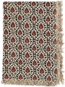 MADAM STOLTZ Bavlnený obrus Leaf 150x150cm